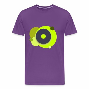 Yellow Donut - Men's Premium T-Shirt