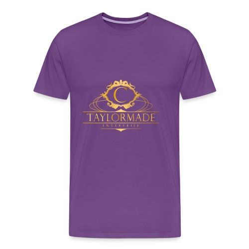 cTaylorMade White T-Shirt - Men's Premium T-Shirt