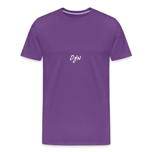 Dynamic Mini Logo! - Men's Premium T-Shirt