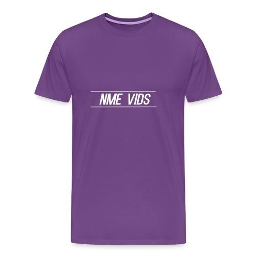 NME Vids - Men's Premium T-Shirt