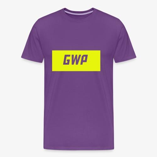 gwp yellow - Men's Premium T-Shirt