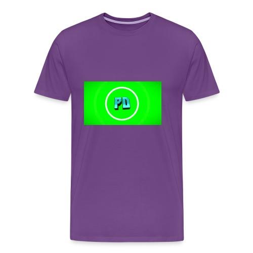 PD Green - Men's Premium T-Shirt