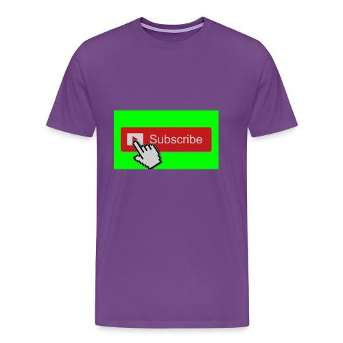 steve lopez santo - Men's Premium T-Shirt