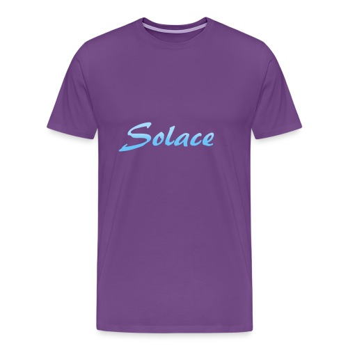 Solace Full Text - Men's Premium T-Shirt