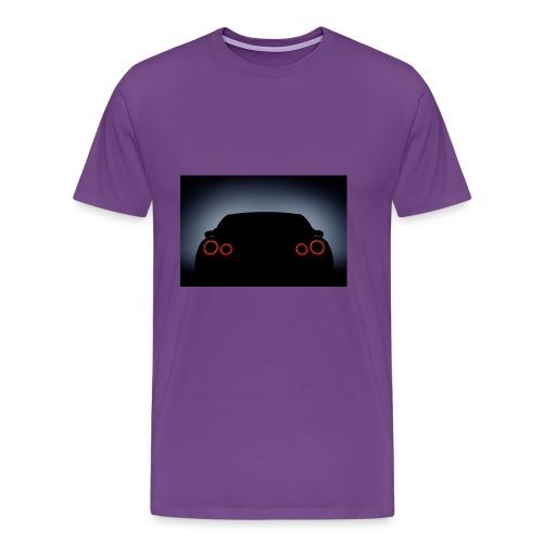 Nissan GTR - Men's Premium T-Shirt