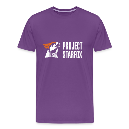 Project STARFOX Banner - Men's Premium T-Shirt