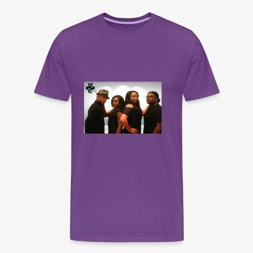 UNCH Cast - Men's Premium T-Shirt