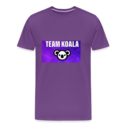 Team koala - Men's Premium T-Shirt