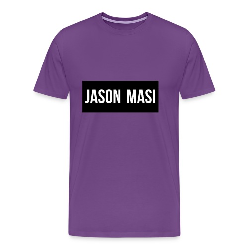 jason-masi-name - Men's Premium T-Shirt