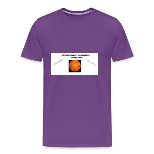 Crowley County School - Men's Premium T-Shirt