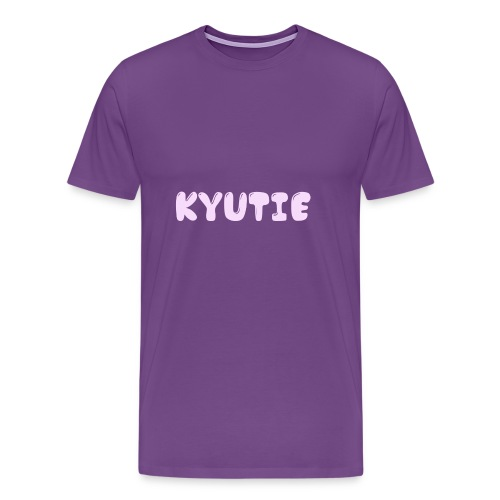 Kyutie Official Phone Cases - Men's Premium T-Shirt