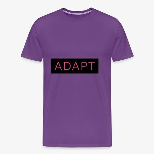 ADAPT Pink - Men's Premium T-Shirt