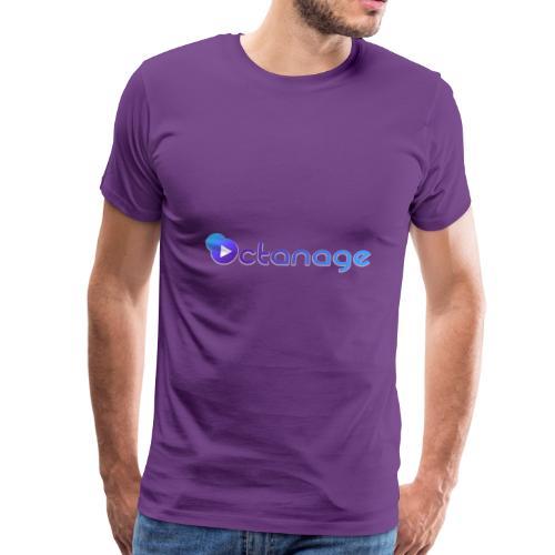 Octanage - Men's Premium T-Shirt