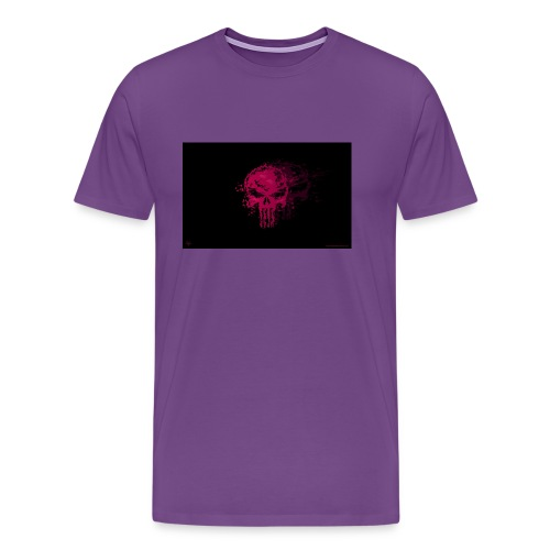 hkar.punisher - Men's Premium T-Shirt