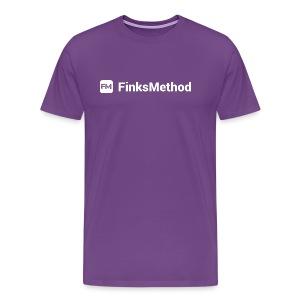 FinksMethod - Men's Premium T-Shirt