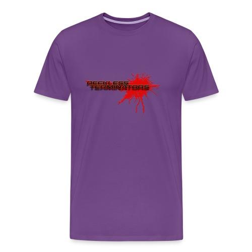 Reckless Terminators - Men's Premium T-Shirt