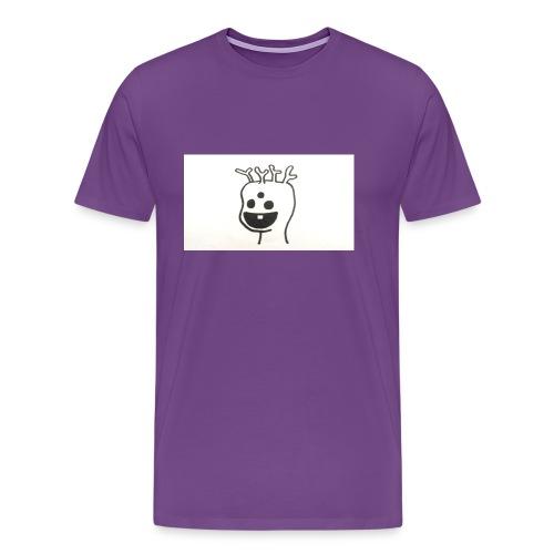 Monster ChanSB - Men's Premium T-Shirt