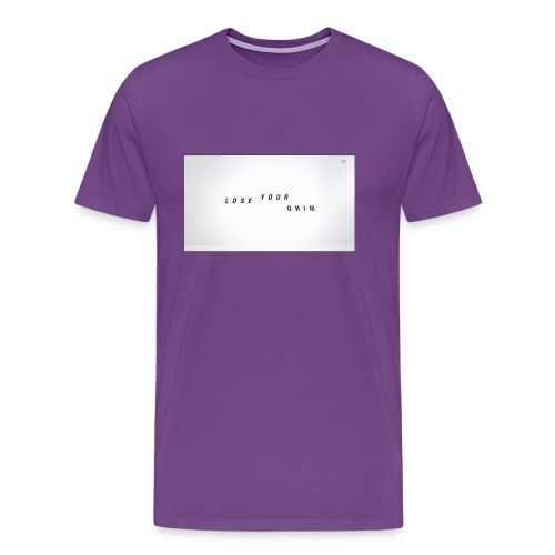 Teen Wolf Lose Your Mind - Men's Premium T-Shirt