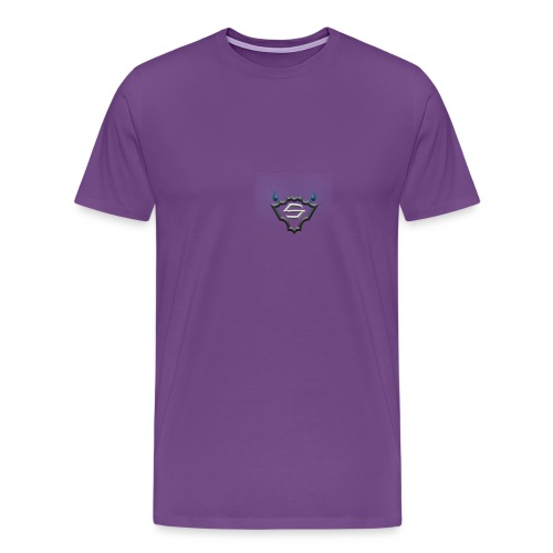 Surge 3D Logo - Men's Premium T-Shirt