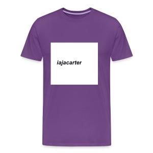 iajacarter - Men's Premium T-Shirt