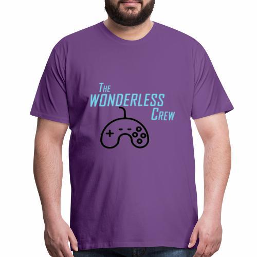 The Wonderless Crew Logo - Men's Premium T-Shirt