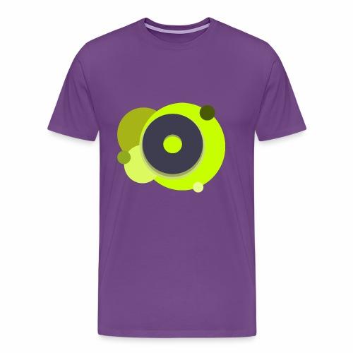Yellow Donut - Men's Premium T-Shirt