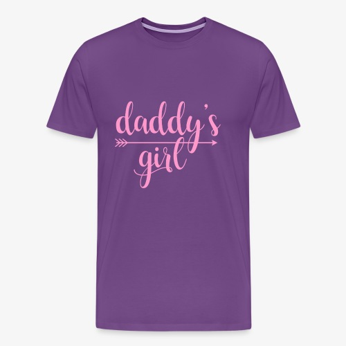 daddy's girl - Men's Premium T-Shirt