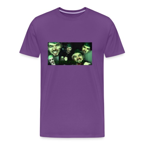 Antisepticeye Picture Clothing - Men's Premium T-Shirt