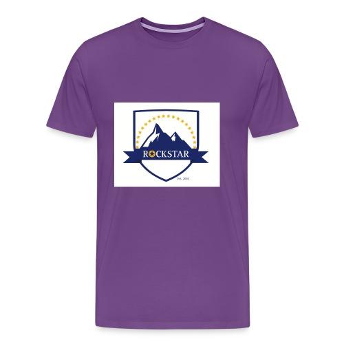 Rockstar_Brand - Men's Premium T-Shirt