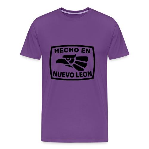 HECHO EN NUEVO LEON - Men's Premium T-Shirt