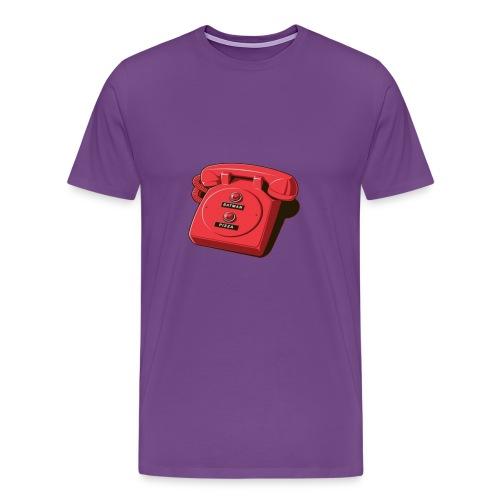 True phone - Men's Premium T-Shirt