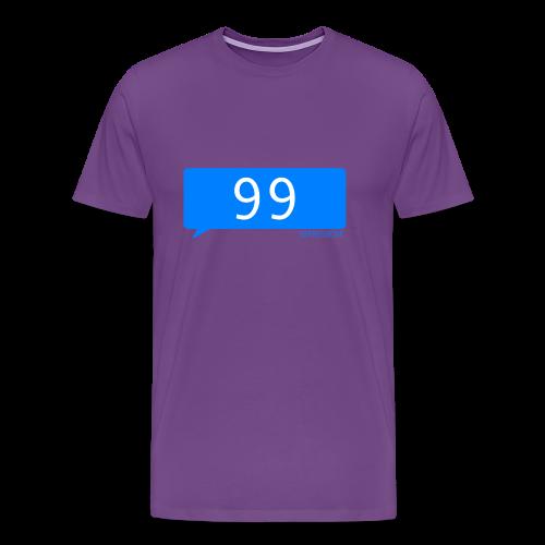 Parent No Longer Watching - Men's Premium T-Shirt
