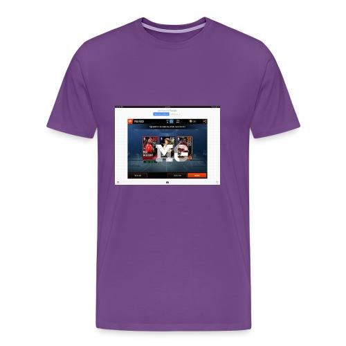 Throwback - Men's Premium T-Shirt