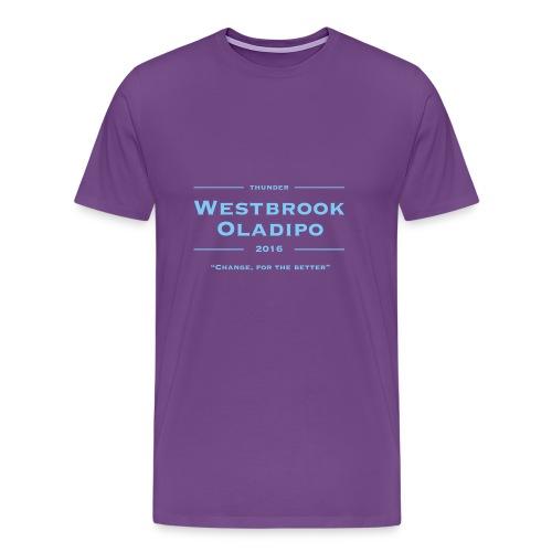 Westbrook Oladipo - Men's Premium T-Shirt