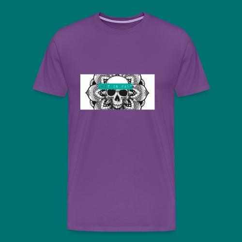 Lost in Fate Design #2 - Men's Premium T-Shirt