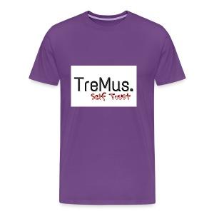 TreMus Self Trust - Men's Premium T-Shirt