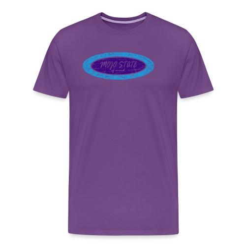 MOJO STATE of mind - Men's Premium T-Shirt