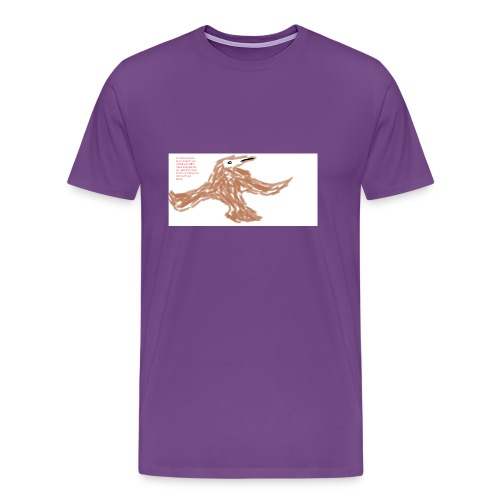 Soaring thru Prayer - Men's Premium T-Shirt