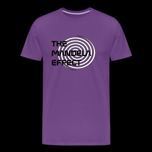 The Mandela Effect Spiral - Men's Premium T-Shirt