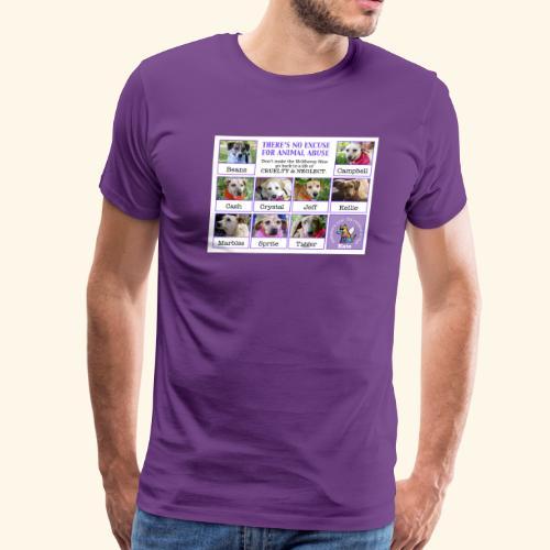 McMurray Nine - Men's Premium T-Shirt