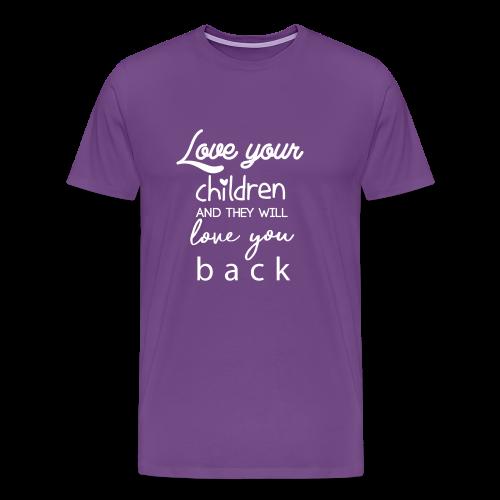 Love Your Children - Men's Premium T-Shirt