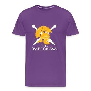 Praetorians logo - Men's Premium T-Shirt