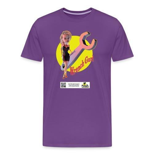 PinTz design 02 - Men's Premium T-Shirt