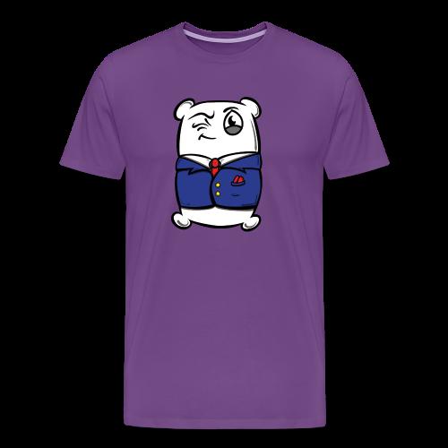 Classic Mr. Pillow Suit - Men's Premium T-Shirt