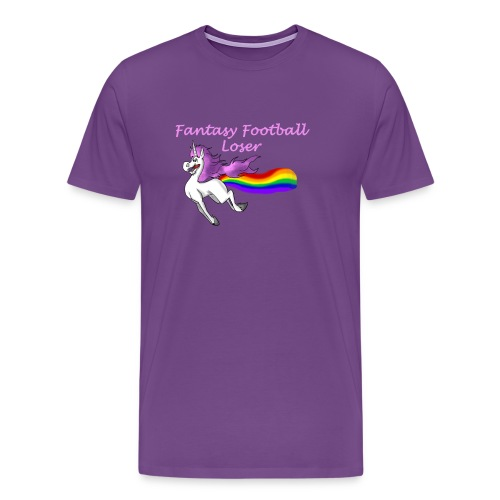 Fantasy Loser - Men's Premium T-Shirt