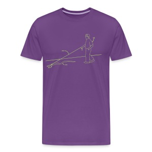 Snake Walk - Men's Premium T-Shirt