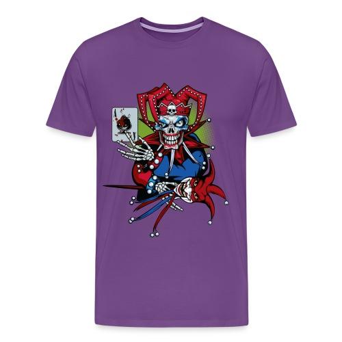 Evil Clown - Men's Premium T-Shirt
