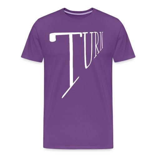 turn clothing co perspective white - Men's Premium T-Shirt