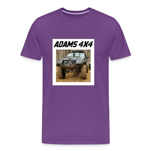 Adams4x4_Tshirt_1 - Men's Premium T-Shirt