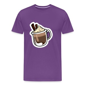 Hot Chocolate - Men's Premium T-Shirt
